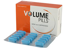 Volume Pills Box